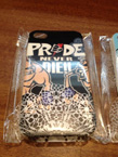 PRIDE NEVER DIE!!iPhoneケース∴OTHERSデザイン∴GAMI